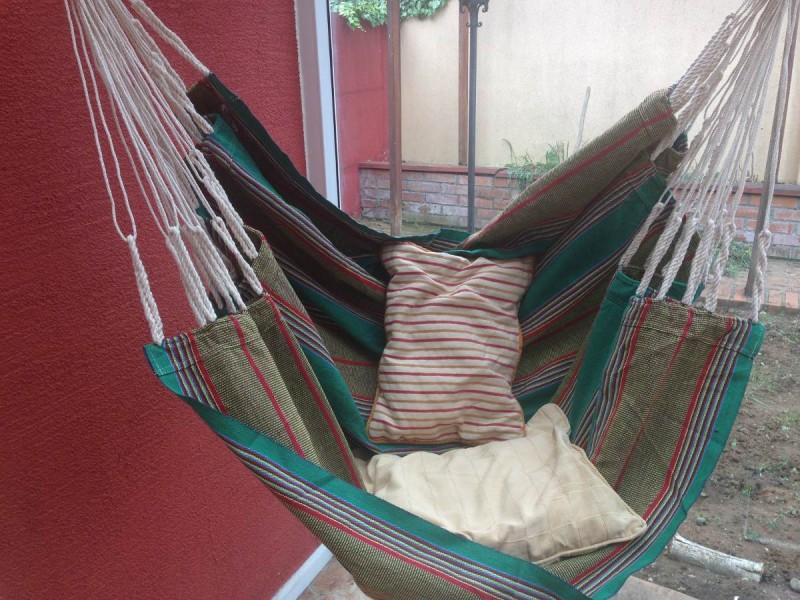 Sillas Hamacas extra grandes 100% Colombia